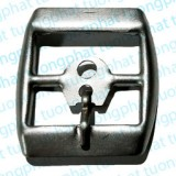 30.6 x 32.6 x 0.5 mm Iron Buckle