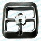 33 x 33 x 0.5 mm Iron Buckle