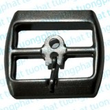 38.5 x 33 x 0.5 mm Iron Buckle