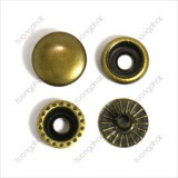 12.0 mm Brass Press Snap Button