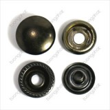 15.0 mm Brass Press Snap Button